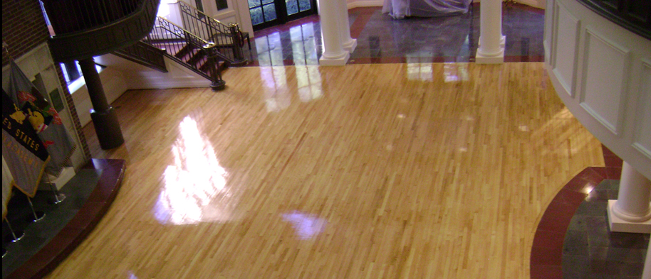 Wood Floor Refinishing In Ridgewood A1 Authentic Wood Floors Inc